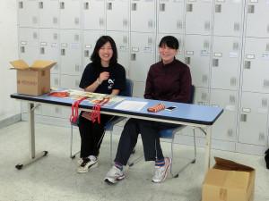 2013鳥取スケート教室 受付2