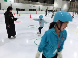 2013鳥取スケート教室
