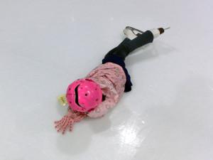2013鳥取スケート教室 苦手ポイント