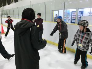 2013鳥取スケート教室 復習