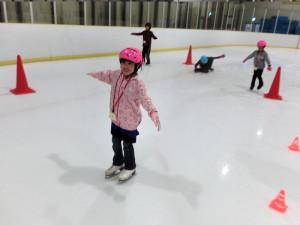 2013鳥取スケート教室 ラスト