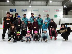 2013鳥取スケート教室 無良崇人