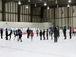 鳥取スケート連盟 2016年5月強化合宿