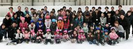 鳥取県 夏休みスケート教室 2017