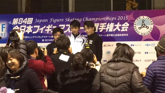 第84回 全日本フィギュアスケート選手権大会 入賞者
